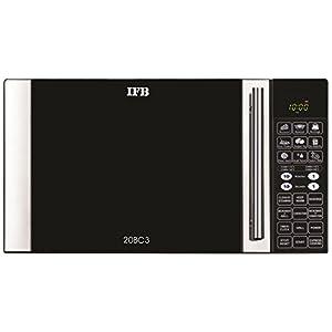 IFB 20BC3 20-Litre 1200-Watt Convection Microwave Oven (Metallic Silver)