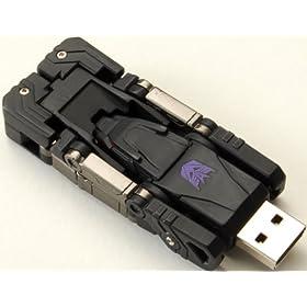 トランスフォーマー デヴァイスレーベル ジャガー operating USB MEMORY