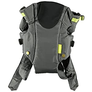 Infantino Breathe Baby Carrier-Black