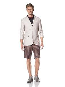 Scott James Men's Barrett Jacket (Brown)
