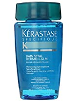 KERASTASE by Kerastase DERMO-CALM BAIN VITAL HAUTE TOLERANCE FOR SENSITIVE SCALPS AND NORMAL TO COMBINATION HAIR...