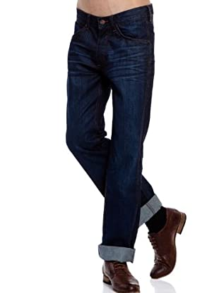 Wrangler Pantalón Vaquero Ace (Azul Oscuro)