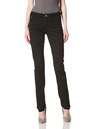 Milk Denim Women's Skinny Jean (Black)