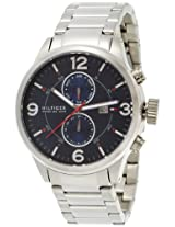 Tommy Hilfiger Analog Blue Dial Men's Watch - TH1790903/D