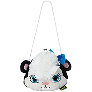 Wild Republic Clasp Purse Skunk