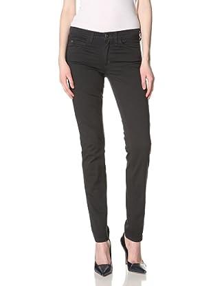 Milk Denim Women's Skinny Jean (Charcoal)