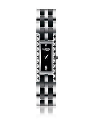 K&Bros  Reloj 9143 (Negro)