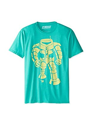 Ames Bros Men's Man Bot T-Shirt