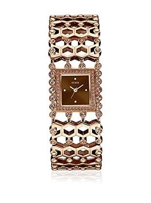 Guess Reloj de cuarzo Woman Beige 36 mm
