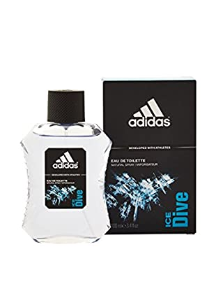 Adidas Eau De Toilette Ice Dive 100 ml