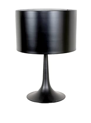 Control Brand Tulip Table Lamp, Black