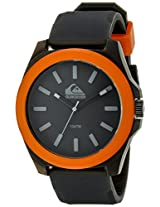 Quiksilver Analog Grey Dial Men's Watch - QS-1015-BKOR