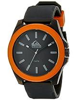 Quiksilver Analog Grey Dial Men's Watch - QS-1015-BKOR