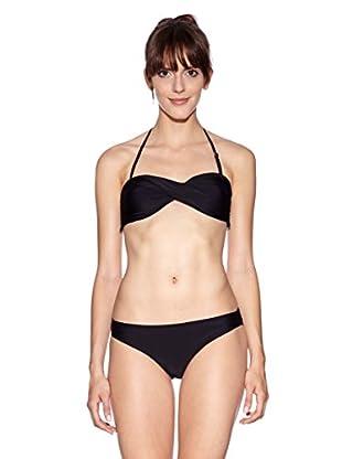 Shiwi Bikini Turn (schwarz)