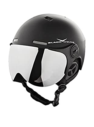 Black Crevice Skihelm Saalbach