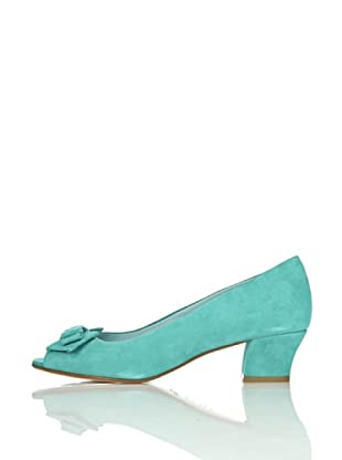 Pollini Zapatos Lido Di Camaiore (Verde agua)