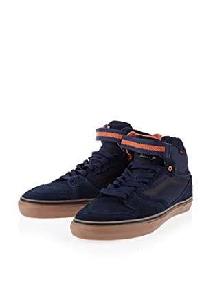 VANS Sneaker Owens Hi 2 (Blau/Beige)