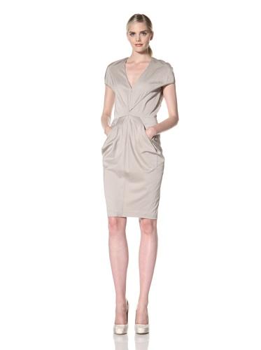 Zero + Maria Cornejo Women's Kiba Dress (Silver)