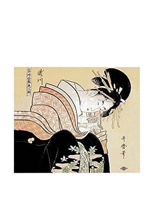 JAPAN MANIA by MANIFATTURE COTONIERE Wandbild Lettera D'Amore