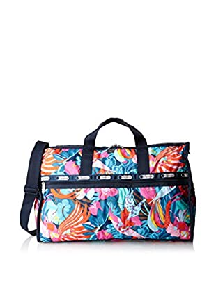 LeSportsac Women's Large Weekender, Boca Chica Bright