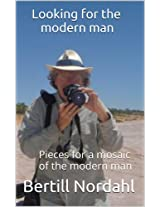 Looking for the modern man: Pieces for a mosaic of the modern man