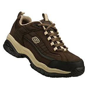 Skechers Work Men's Soft Stride-DexterBrown