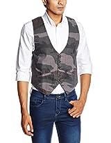 Basics Men's Slim Fit Tuxedo Jacket