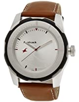 Fastrack 3099SL01 2013 White Dial Men's Watch