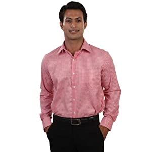 Oxemberg Men Shirts SC 131 Red White 1