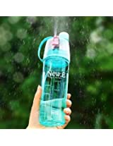 Creative Outdoor Spray Water Bottle Portable Large Capacity Moisturizing Water Bottle Cup