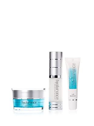 Hyaluronce Eye-Set: Anti-Wrinkle Day Eye Serum 15ml + Night Eye Cream Int. Lift 15ml + Booster 15ml