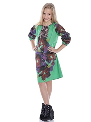 Custo Vestido Mukanday (Verde)