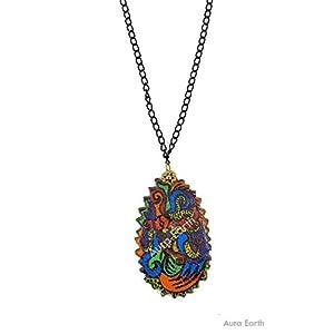 AUrA-EArTH Twist Necklace