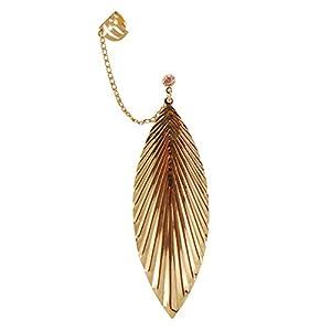 Ashiana Feather Ear Cuff for Women