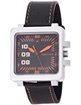 Fastrack Analog Black Dial Men's Watch - NC747PL02