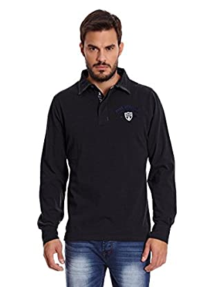 Paul Stragas Polo Mike (Negro)