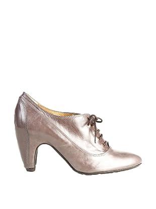 Paco Herrero Zapatos Tacón Forrado (Gris)