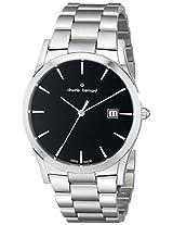 Claude Bernard Analogue Black Dial Men's Watch - 70163 3 NIN
