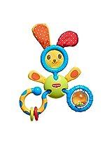 Tiny Love Bunny Trio Toy (Multicolor)