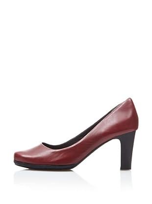 Rockport Zapatos de Salón Confort Cordovan (Granate)