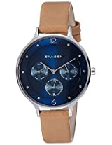 Skagen Anita Analog Blue Dial Women's Watch - SKW2310I