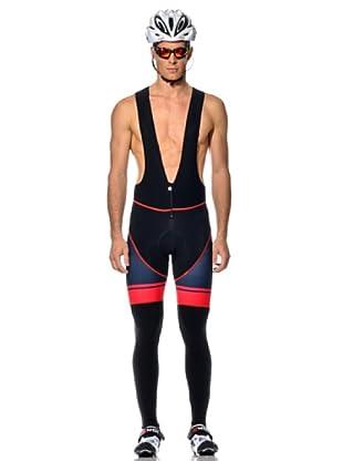 Jollywear Malla Tirantes Competition (rojo/negro)