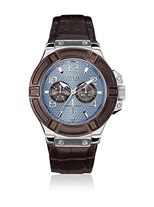 Guess Uhr mit japanischem Mechanikuhrwerk Man W0040G10 45.0 mm