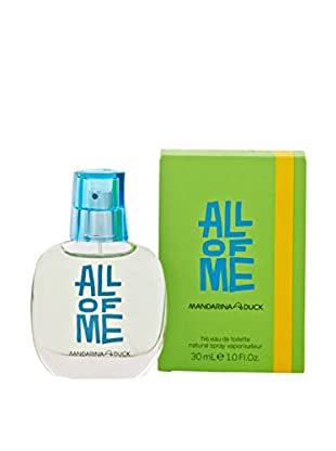 Mandarina Duck Eau de Toilette Herren All Of Me 30.0 ml, Preis/100 ml: 29.96 EUR