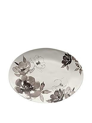Floral Melamine Oval Platter, Multi