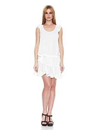 Pepe Jeans London Vestido Haley (Blanco)