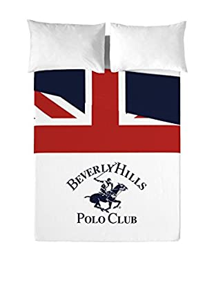 Beverly Hills Polo Club Betttuch und Kissenbezug Madison