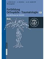 Knie: Volume 12 (Fortbildung Orthopädie - Traumatologie)