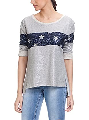 Tantra Pullover With Lurex And Stars Sequins