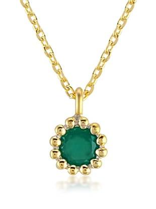 Melin Paris Collar Ónix Verde